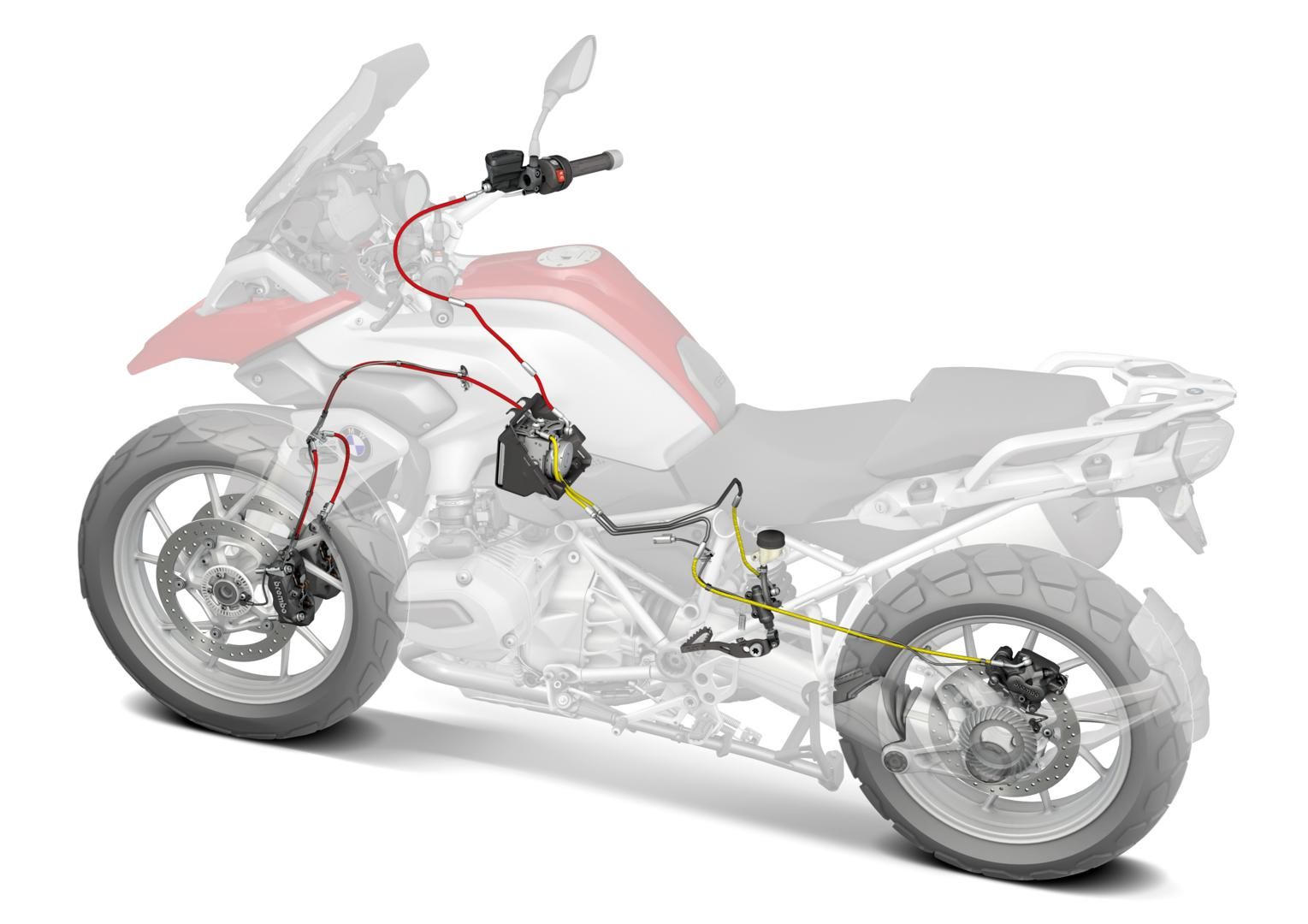 No 2013 Bmw R1200gs Deliveries The Telelever Is Screwed
