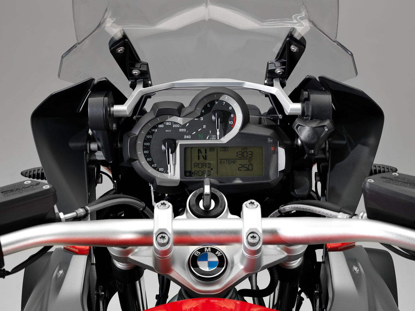 No 2013 BMW R1200GS Deliveries, the Telelever Is Screwed ...