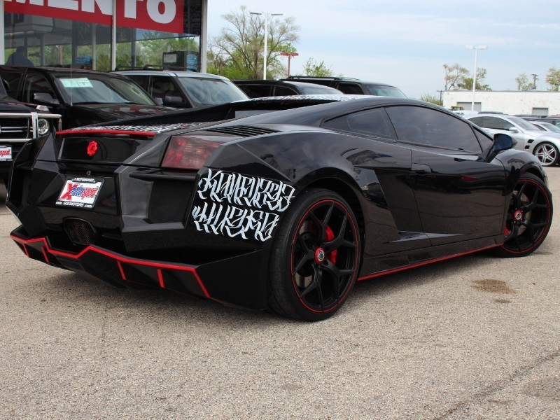 Nobody Wants Chris Brown S Lamborghini Gallardo Wrapped