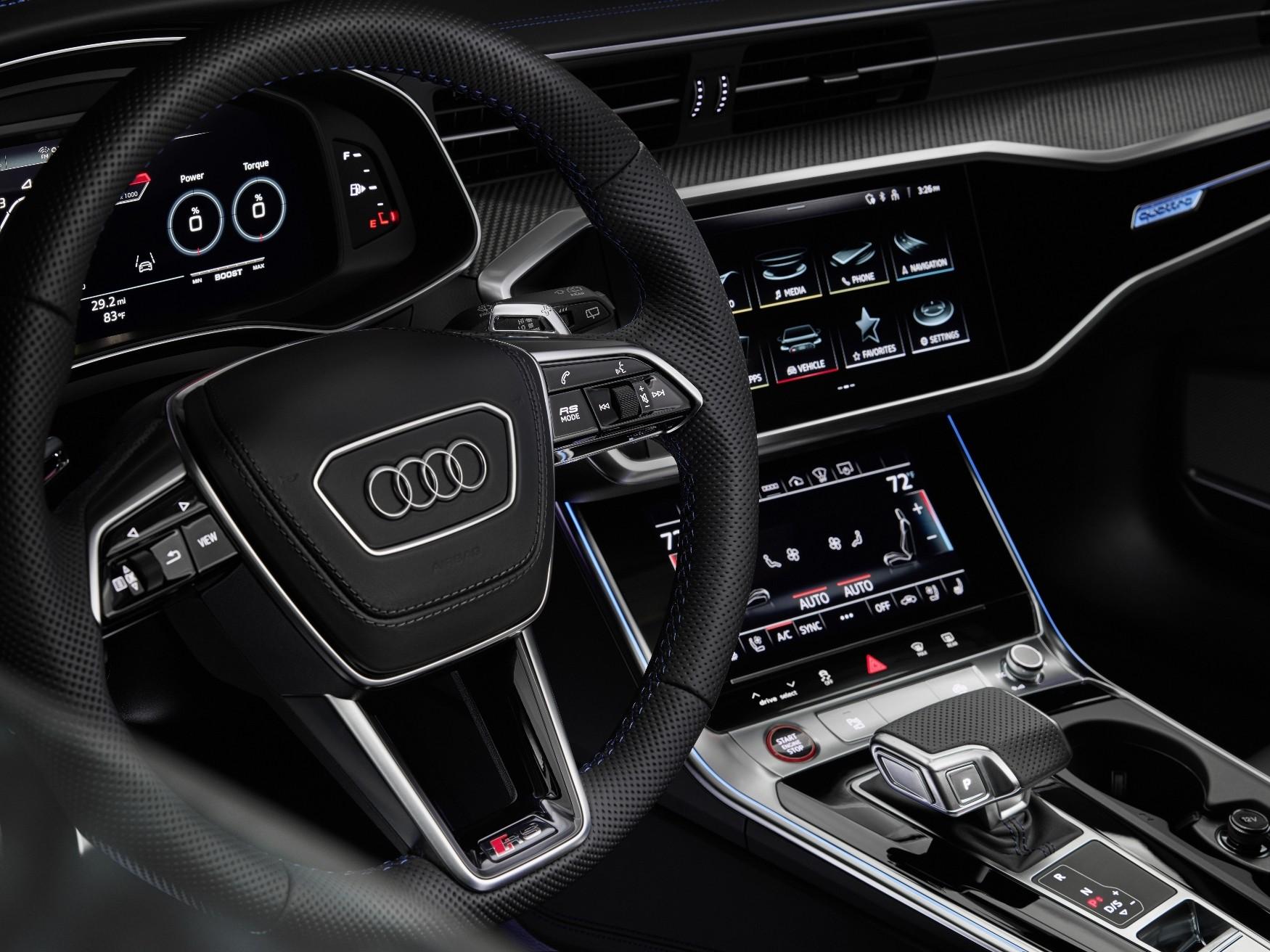 """Nogaro Blue 2021 Audi RS 6 Avant """"RS Tribute Edition ..."""