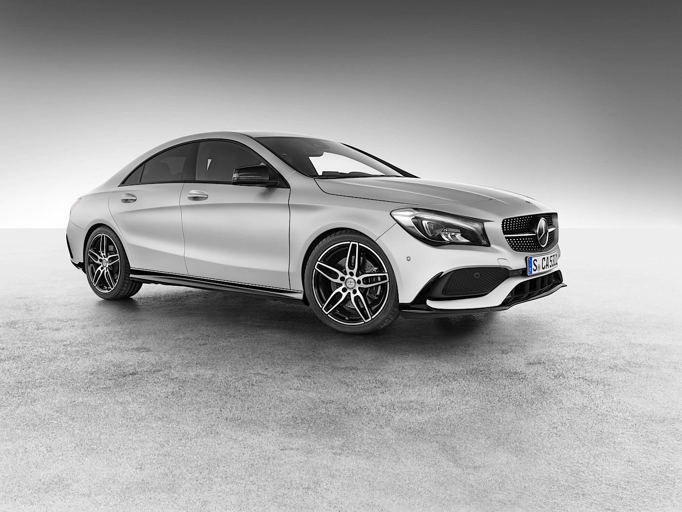 Mercedes benz cla drag coefficient allegedly bested by for Auto mercedes benz