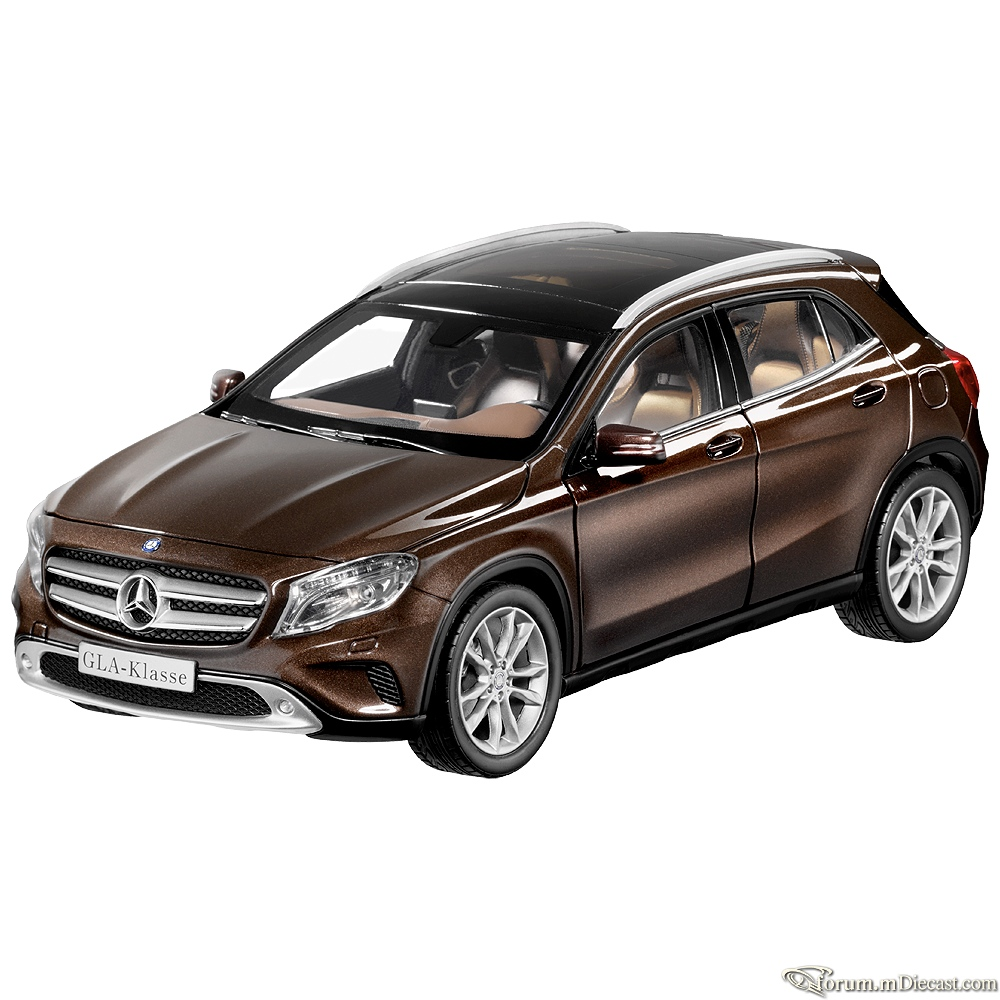 Norev launches mercedes benz gla scale models for New mercedes benz model
