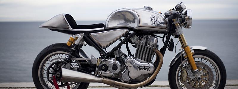 Norton Commando 961 Metal Slug