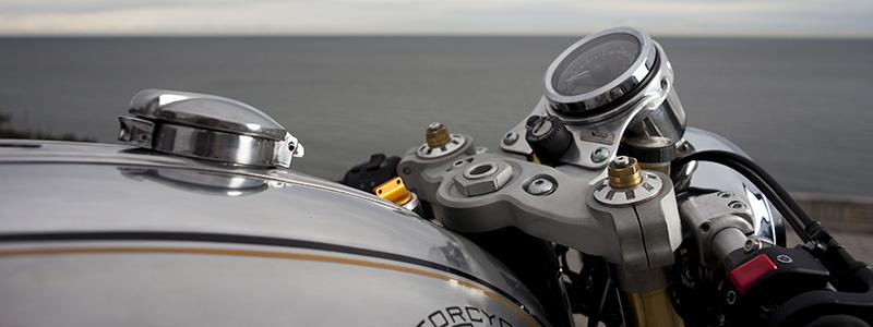 Norton Commando 961 Metal Slug by FMW - autoevolution