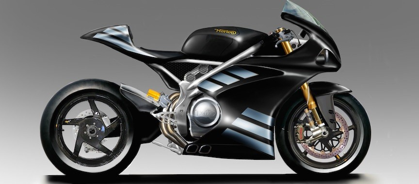 Is Norton Planning An Electric Motorcycle Autoevolution