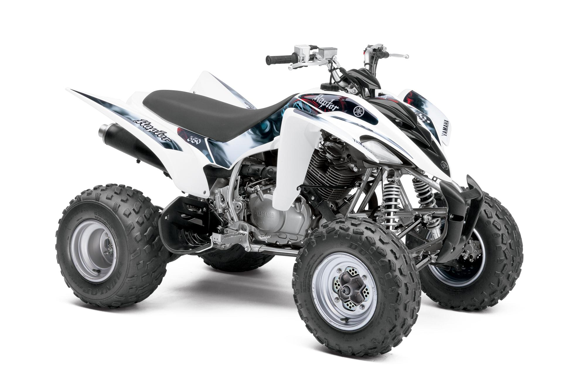 Not Ready for the Big Raptor Yet? Try the 2013 Yamaha Raptor 350