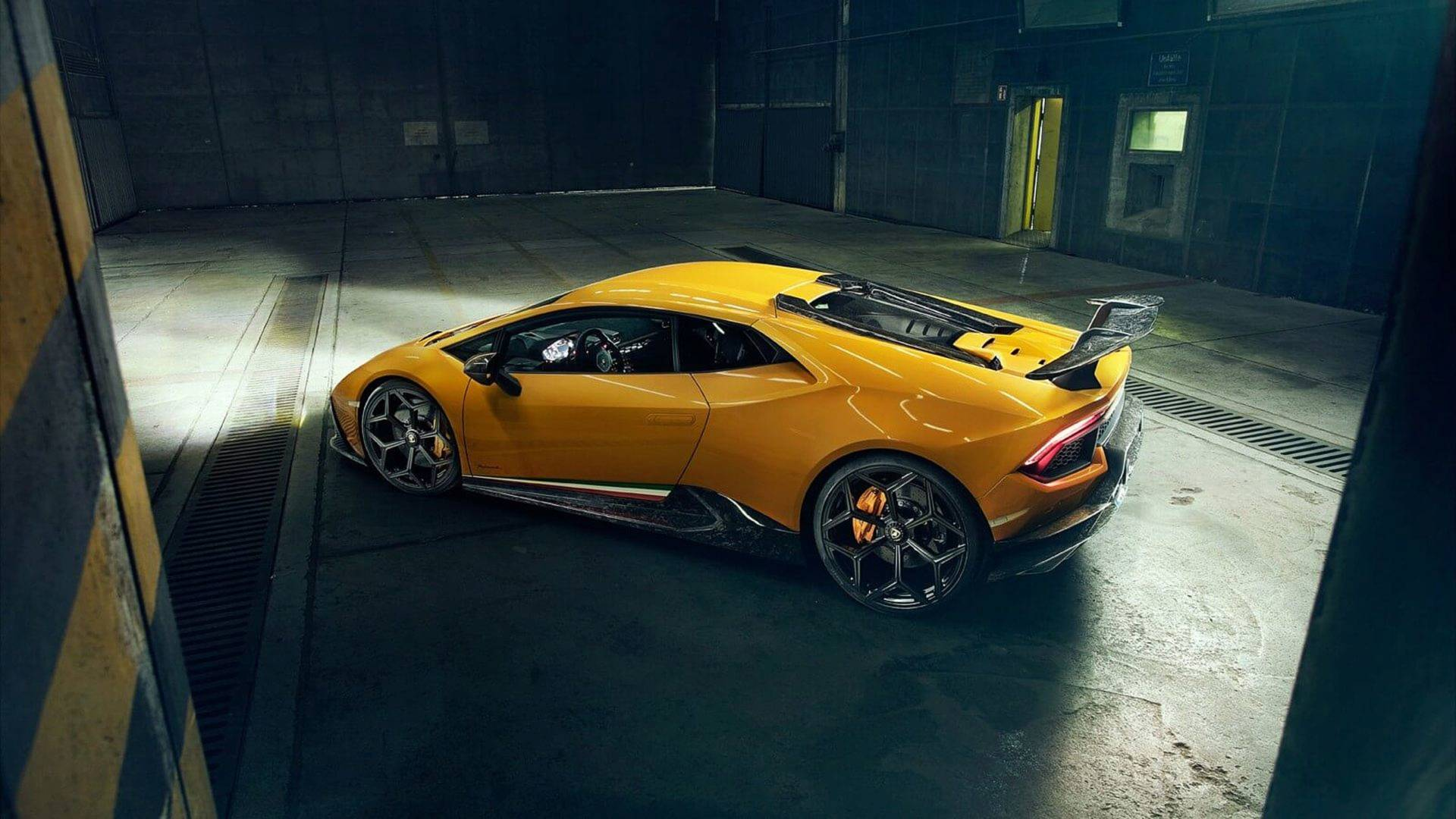 Novitec Adds More Carbon Fiber To The Lamborghini Huracan