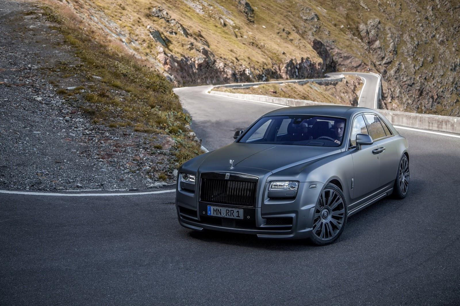 Novitec Creates Rolls Royce SPOFEC For Spoiled Rich Kids