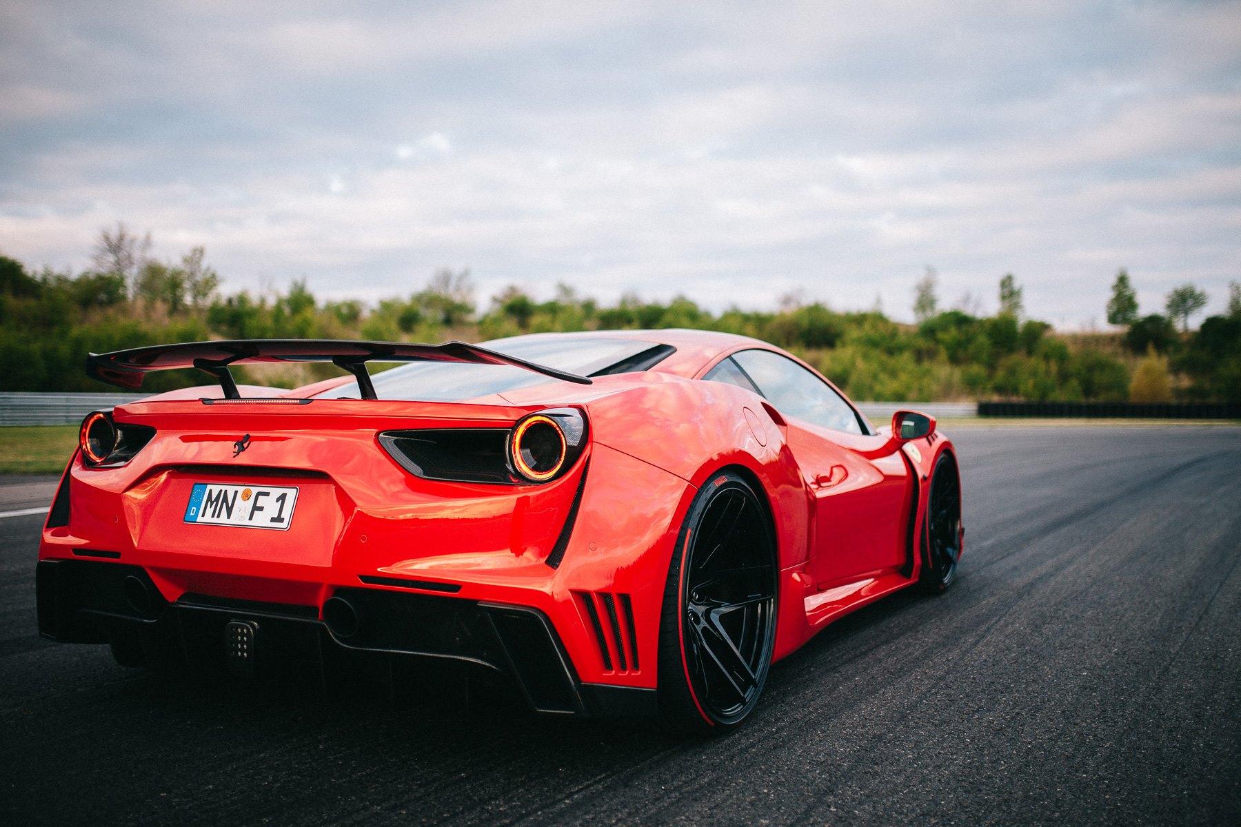 Ferrari F12 Goes Body Building: Liberty Walk Kit Rendered ...