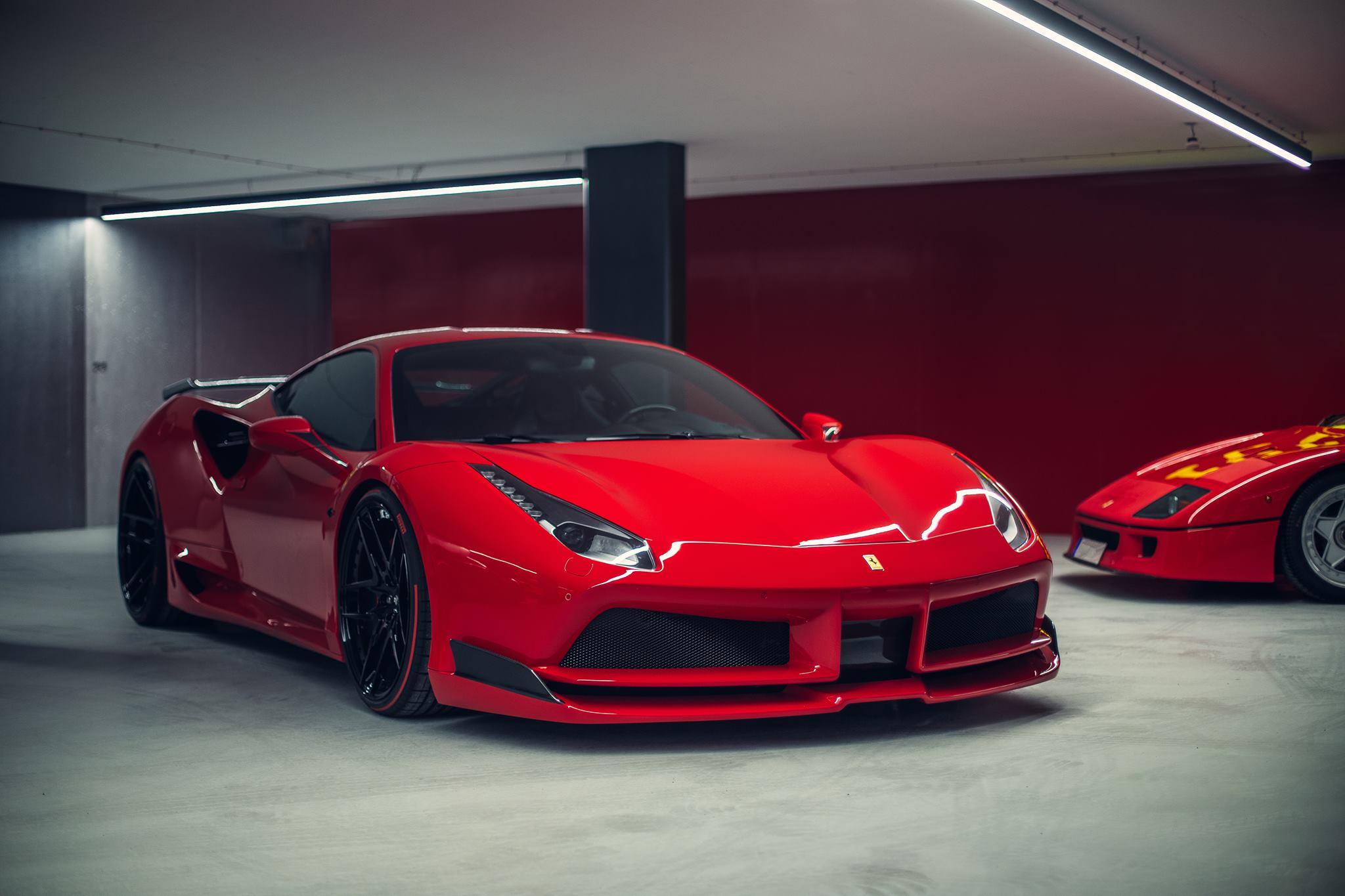 Ferrari F40 For Sale >> Ferrari F12 Goes Body Building: Liberty Walk Kit Rendered - autoevolution