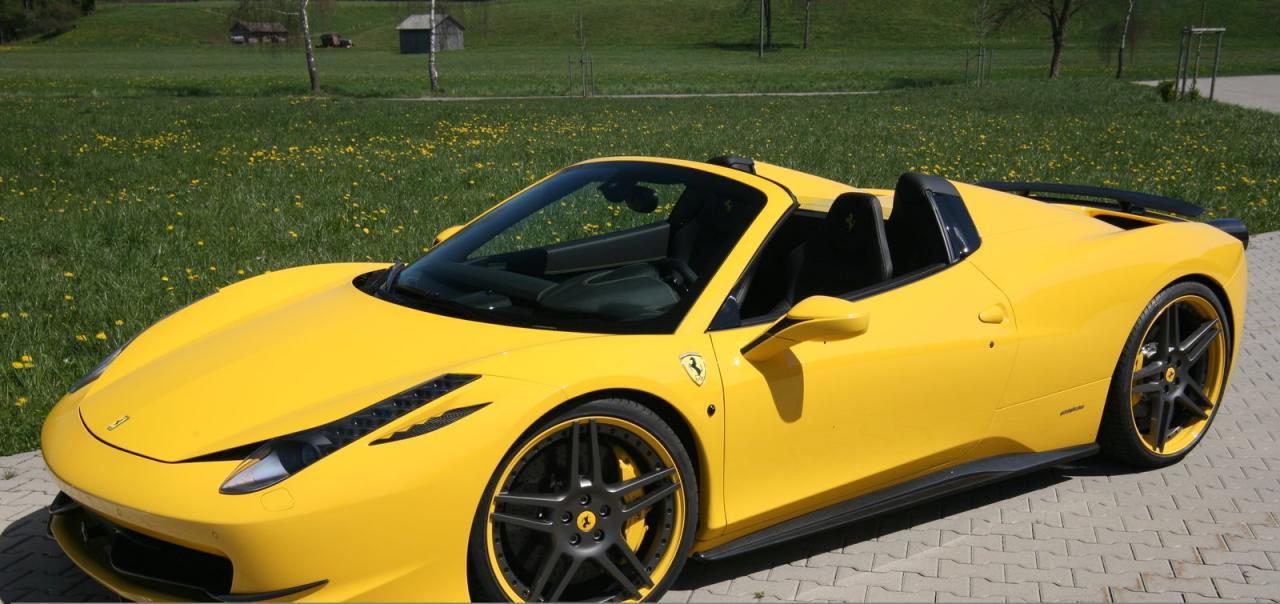 2014 Ferrari 458 Speciale By Novitec Rosso | car review @ Top Speed