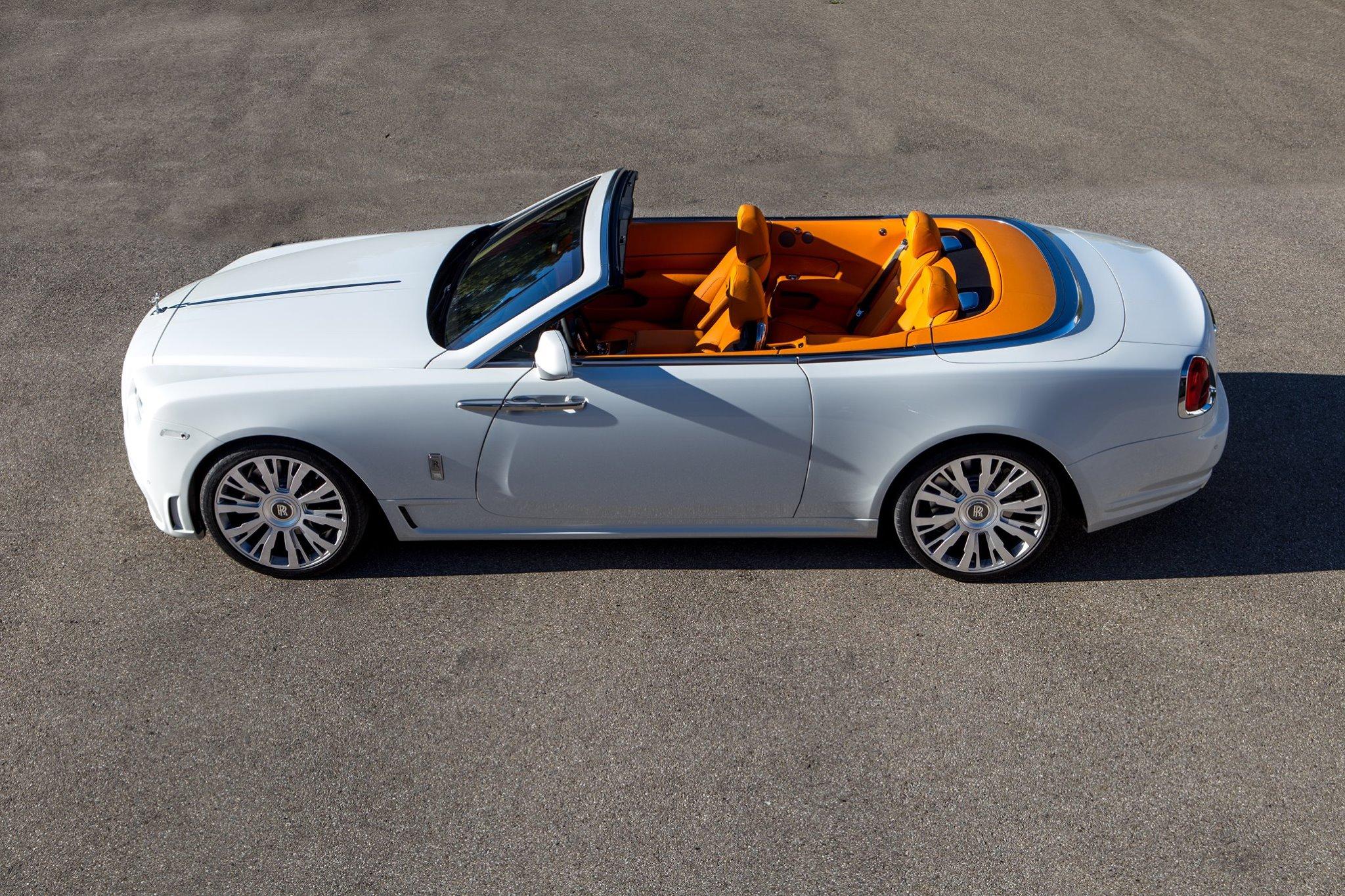 Novitec Spofec Rolls Royce Dawn Is Tuning For Celebrities