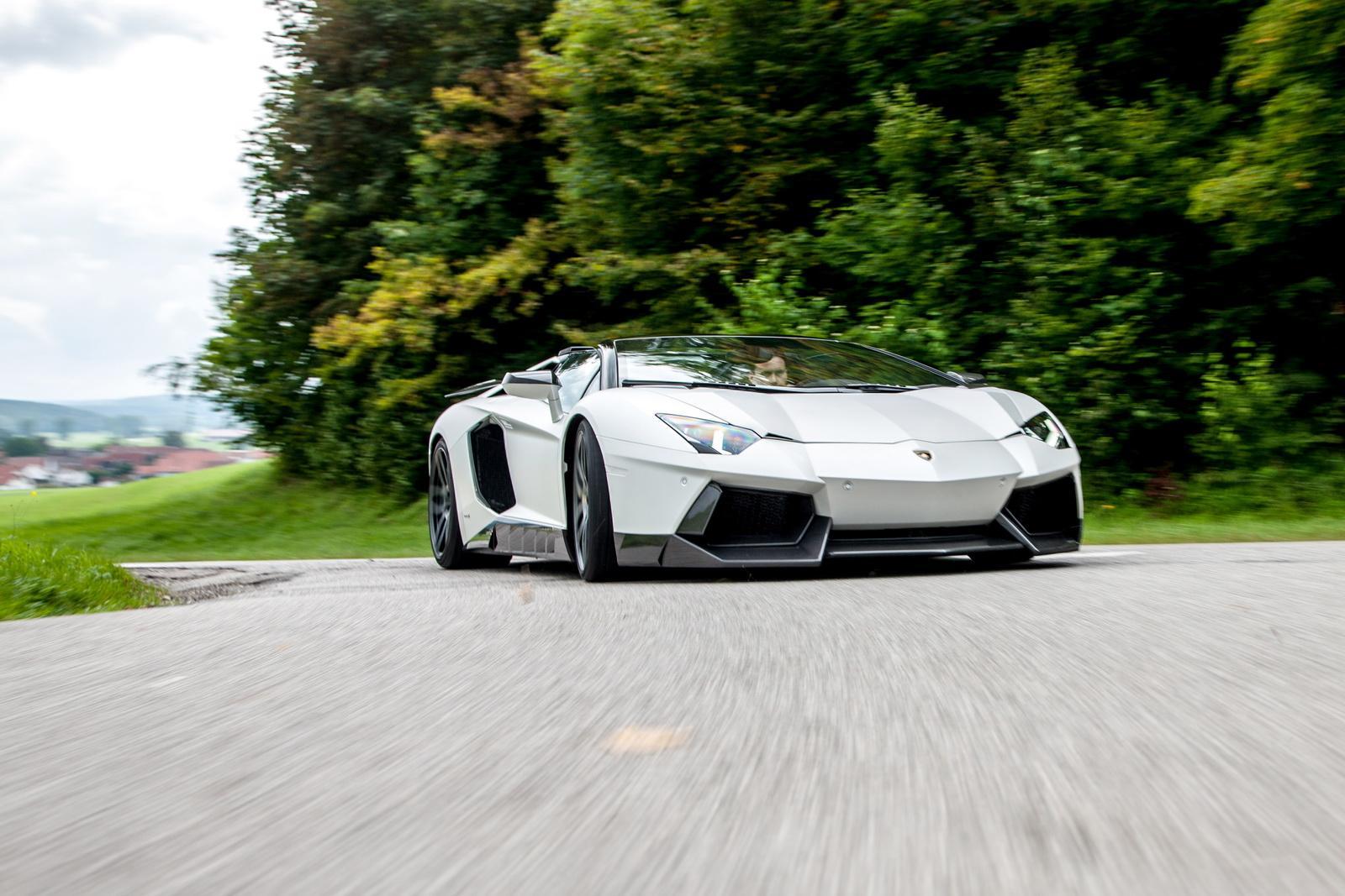 ... Novitec Torado Lamborghini Aventador Roadster ...
