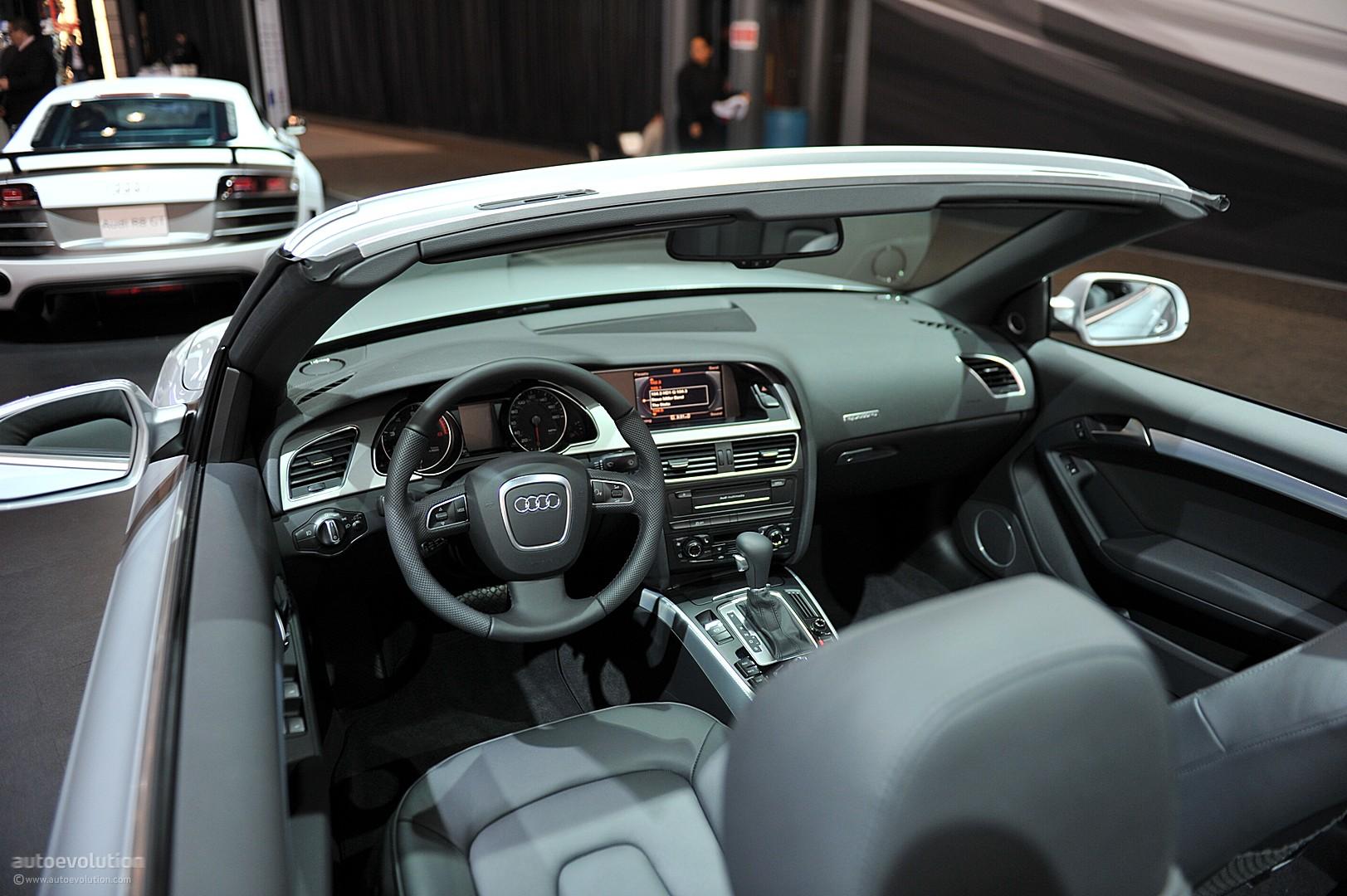 Nyias 2011 Audi A5 Cabriolet Live Photos Autoevolution