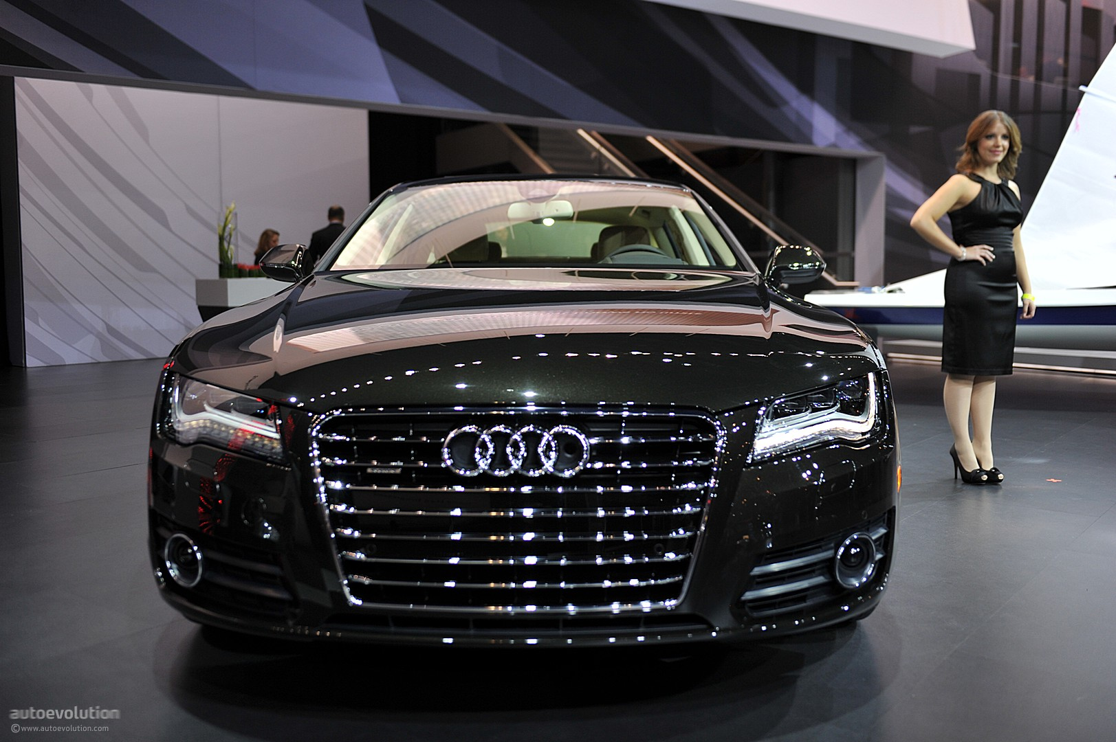 NYIAS 2011: Audi A7 [Live Photos] - autoevolution