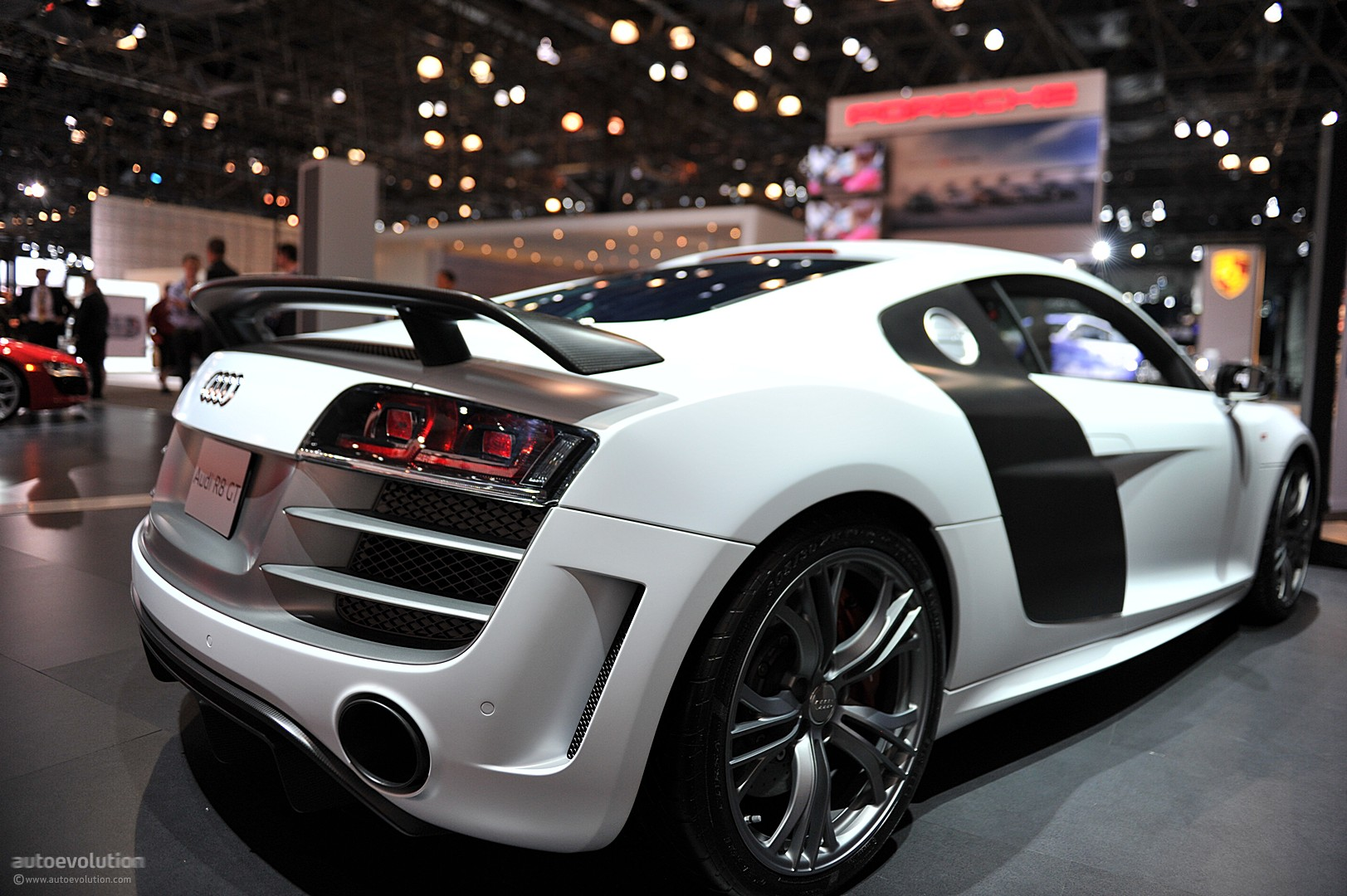 Nyias 2011 Audi R8 Gt Live Photos Autoevolution