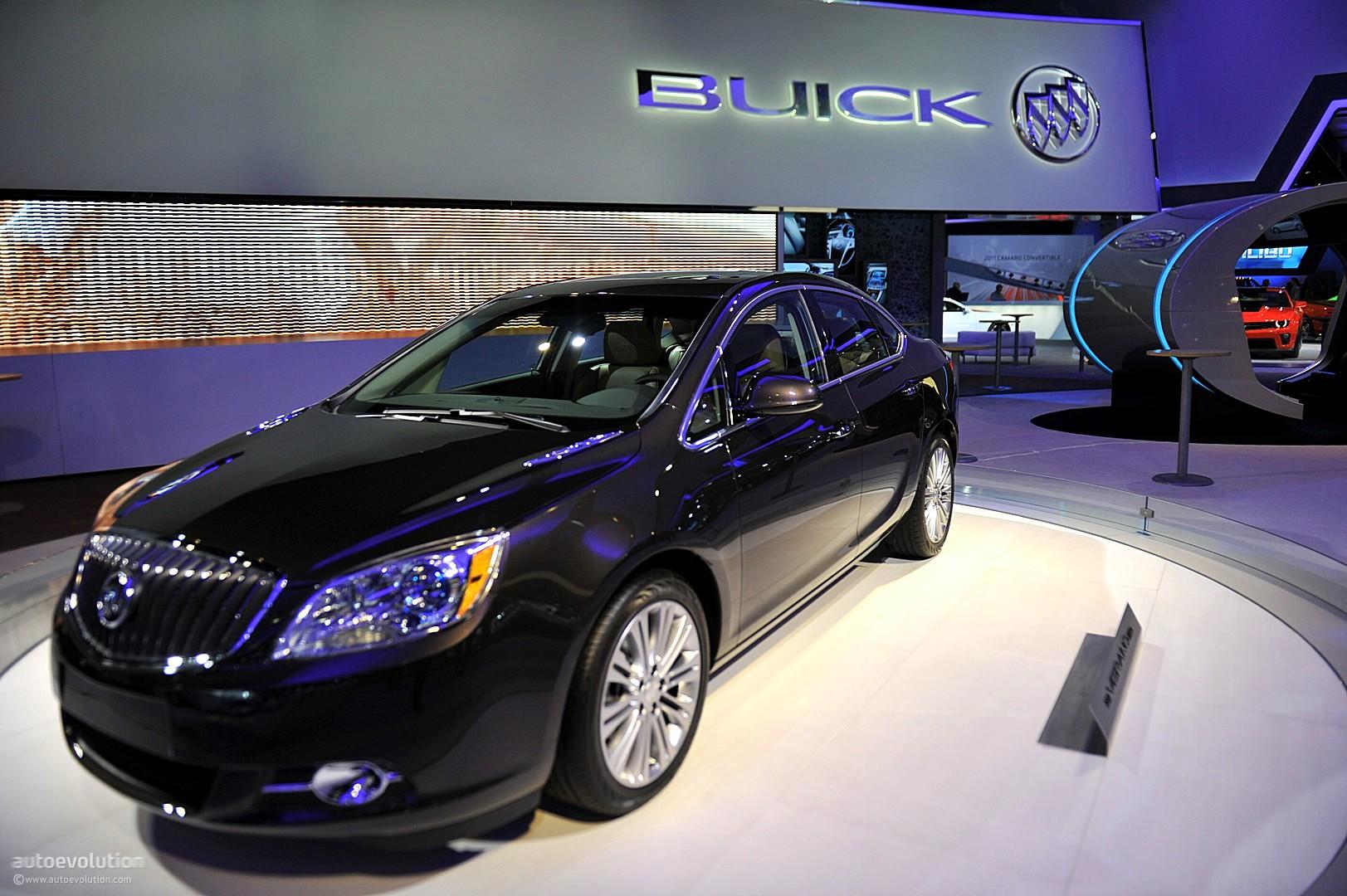 buick auto news verano