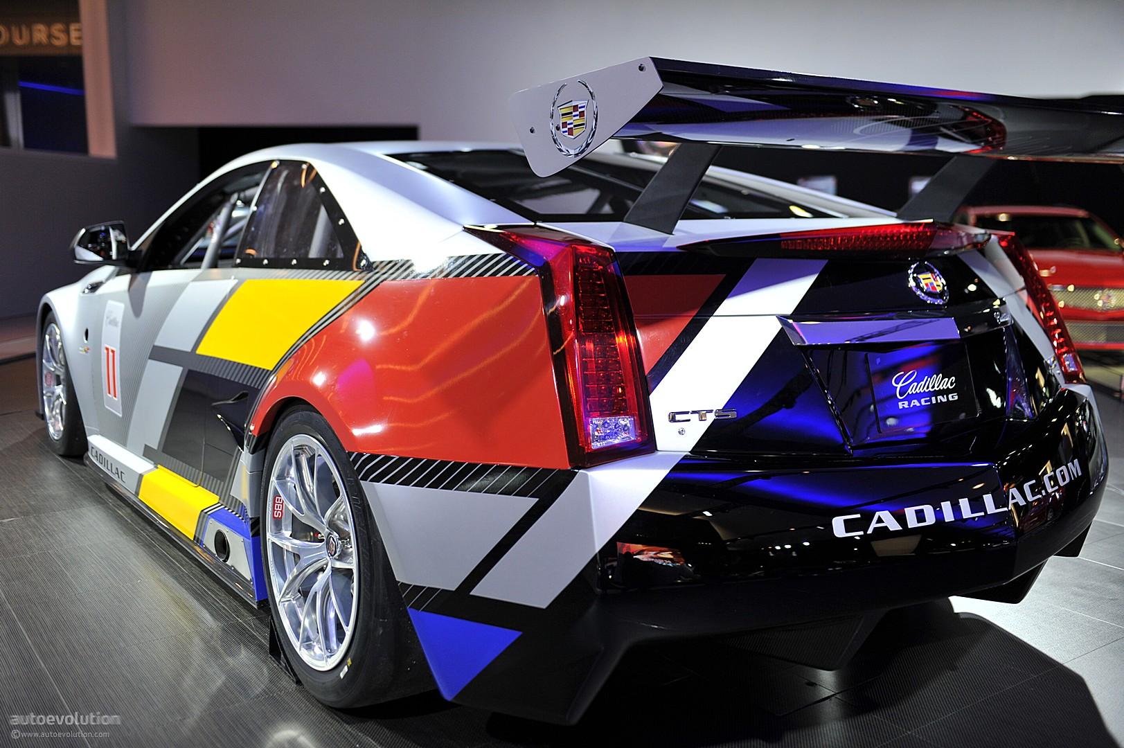 Nyias 2011  Cadillac Cts