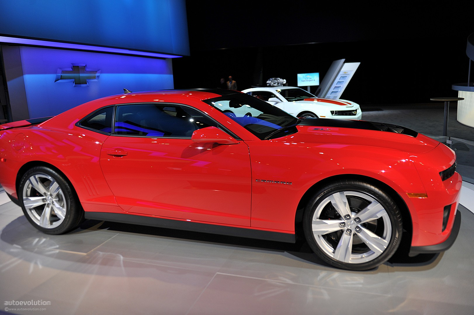 2011 Chevrolet Camaro Zl1 Related Infomation