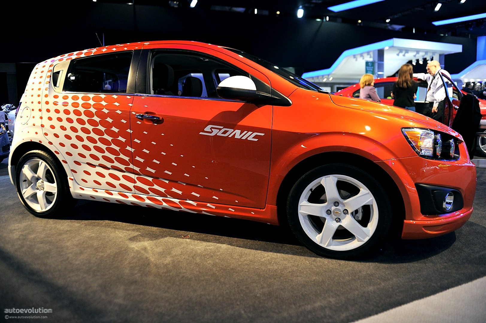 Used Cars Phoenix >> NYIAS 2011: Chevrolet Sonic Z-Spec [Live Photos ...