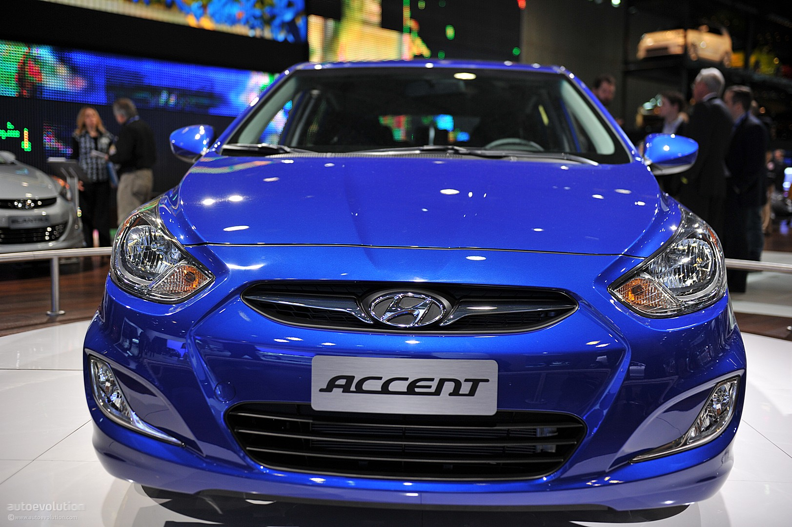 Nyias 2011 Hyundai Accent Live Photos Autoevolution