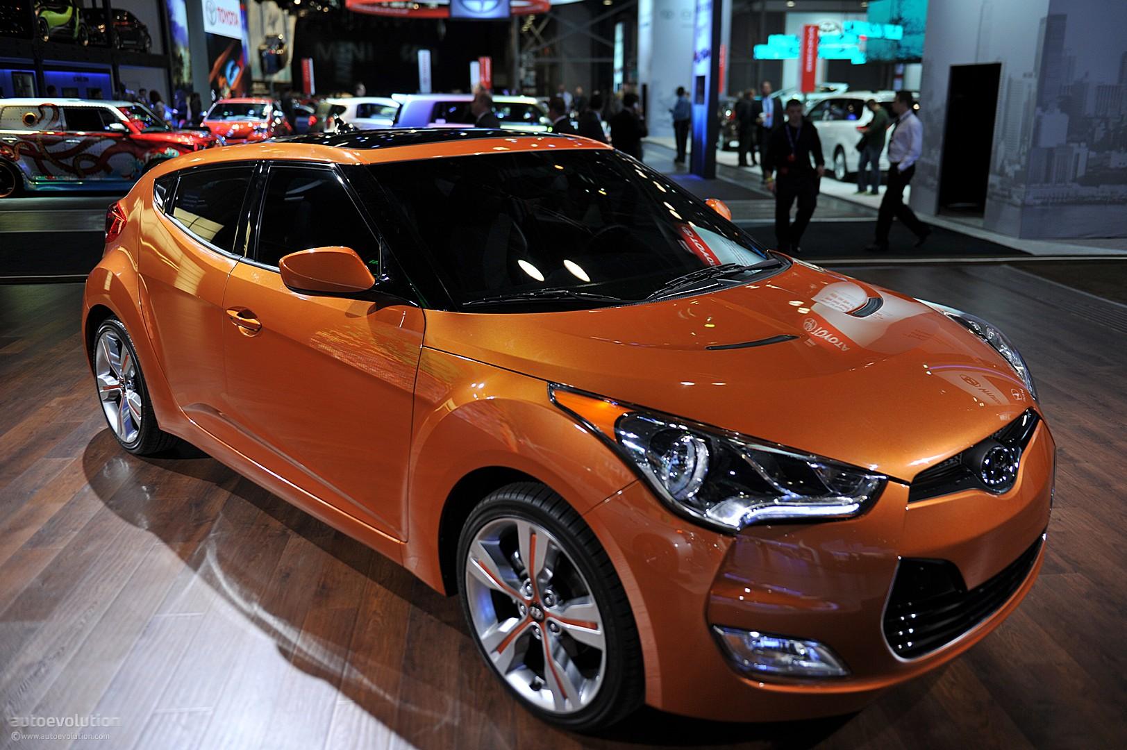 Nyias 2011 Hyundai Veloster Live Photos Autoevolution