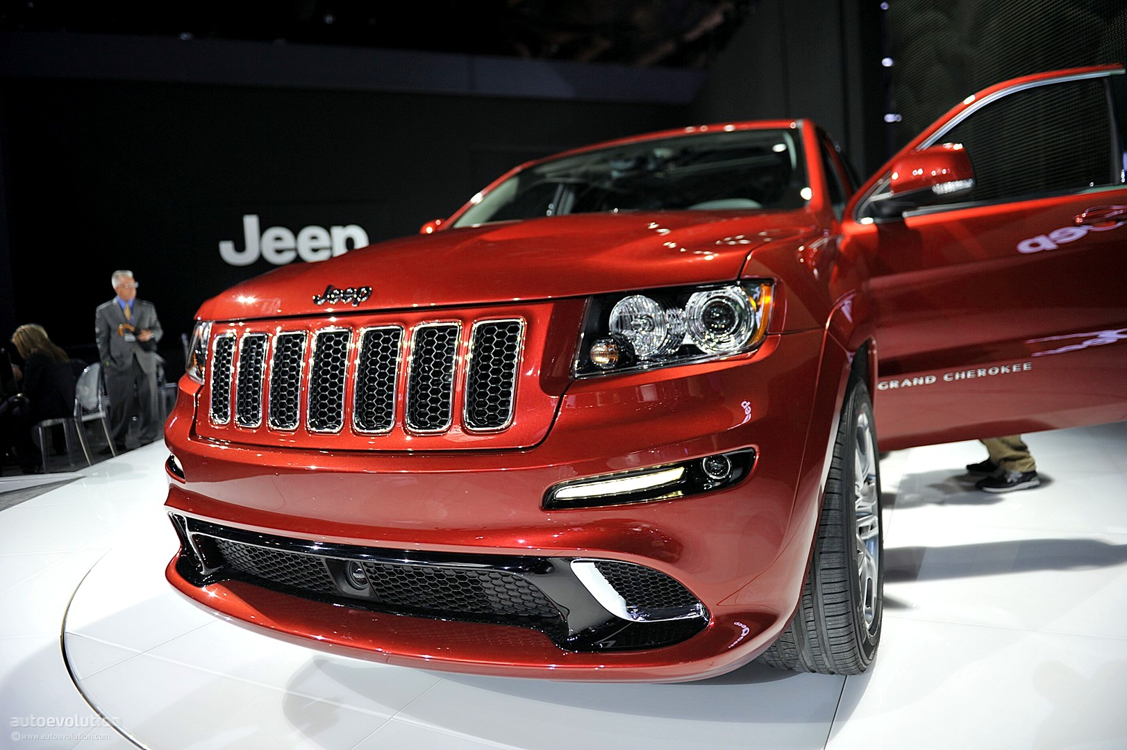 ... The All New 2012 Jeep Grand Cherokee SRT8 ...