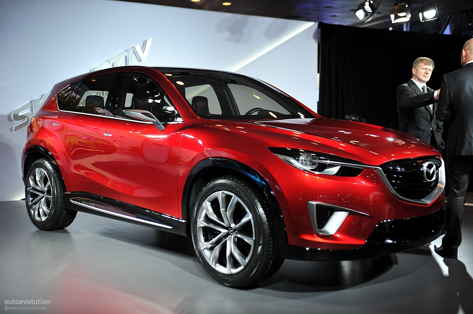 Nyias 2011 Mazda Minagi Concept Live Photos Autoevolution