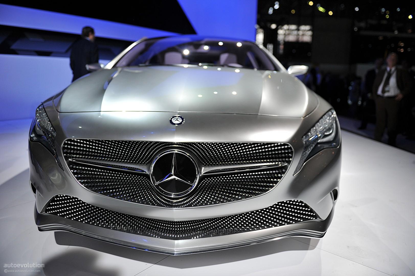 Nyias 2011 Mercedes Benz A Klasse Concept Live Photos