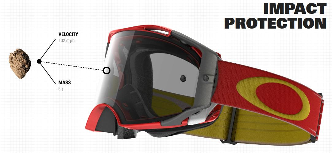 Oakley Airbrake MX Goggles Are Like Nothing You've Seen Before ...