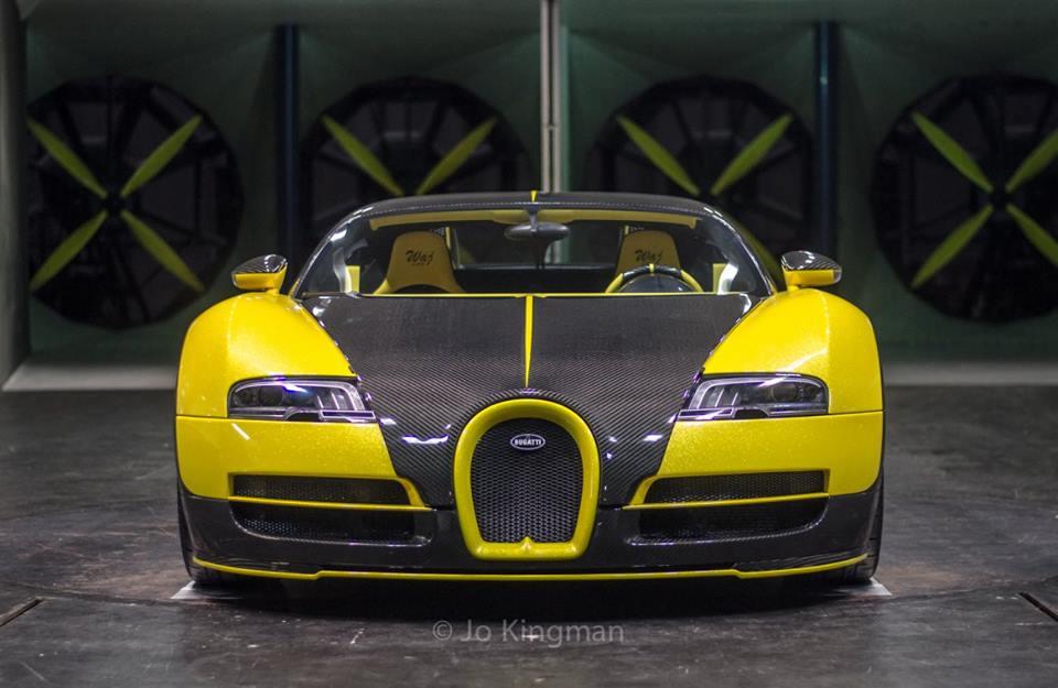 Updated Oakley Design Bugatti Veyron A Tuner Veyron Ss