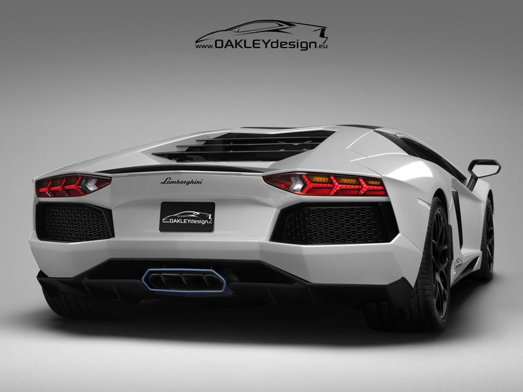 Oakley Design Introduces The Lamborghini Aventador Lp760 2