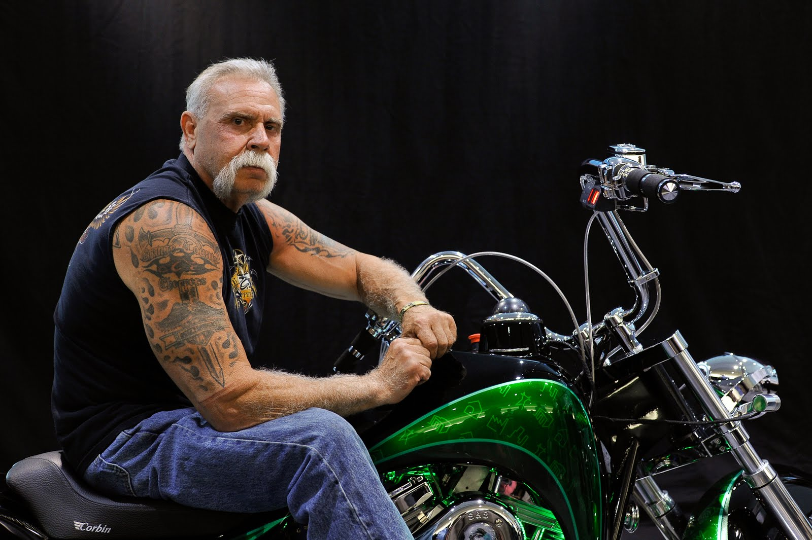 paul teutul sr says orange county choppers is not going anywhere autoevolution. Black Bedroom Furniture Sets. Home Design Ideas