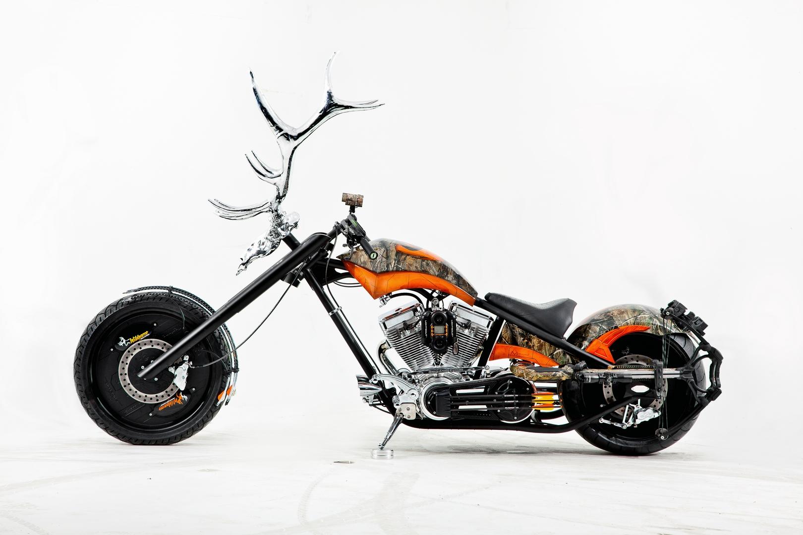 Galerry custom chopper fenders