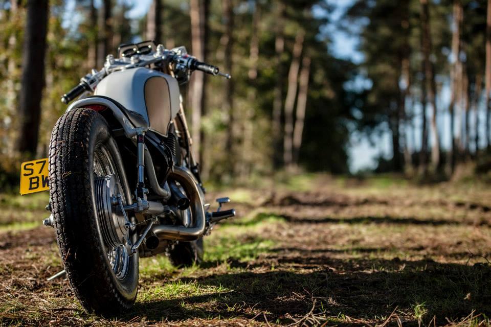 Oem Yamaha Virago 535 Bristol Bulldog Looks Amazing