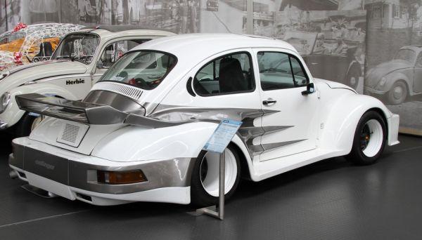 oettinger 1973 vw beetle is the widest in europe. Black Bedroom Furniture Sets. Home Design Ideas