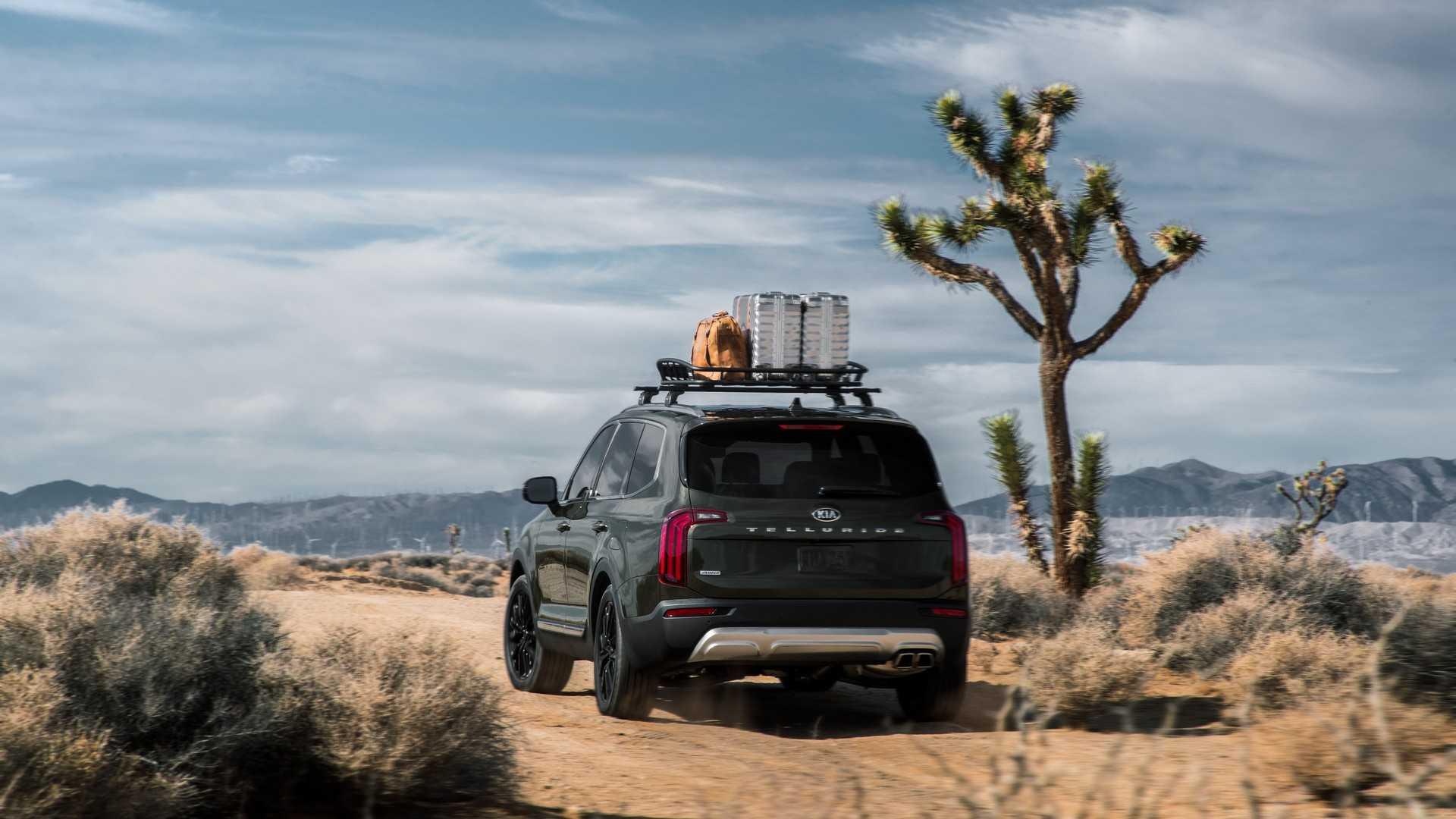 Off-Road 2020 Kia Telluride Model Under Consideration ...