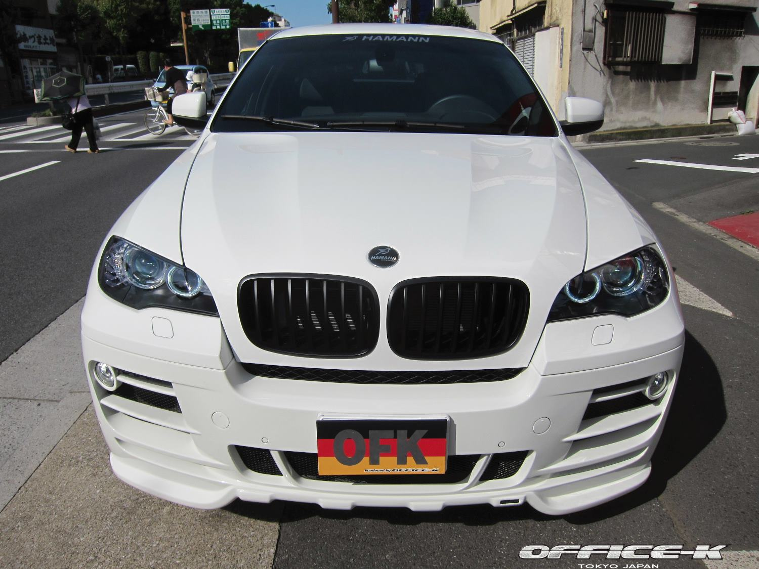 Office K Custom Bmw X6 Autoevolution