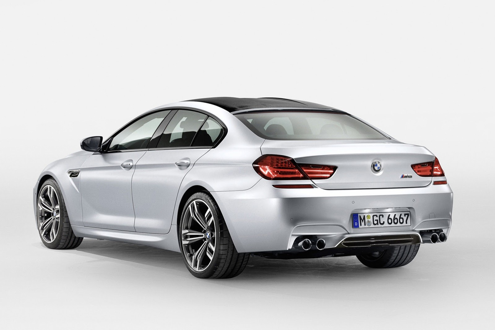 official bmw m6 gran coupe images leak onto the web autoevolution. Black Bedroom Furniture Sets. Home Design Ideas