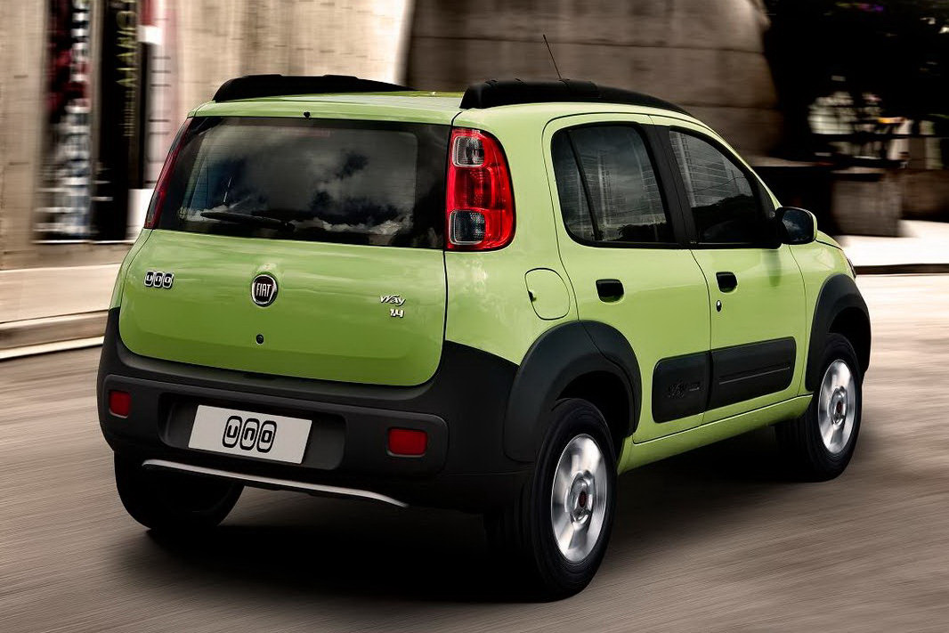 Fiat 500 For Sale >> Official Photos and Details on the New Fiat Uno ...
