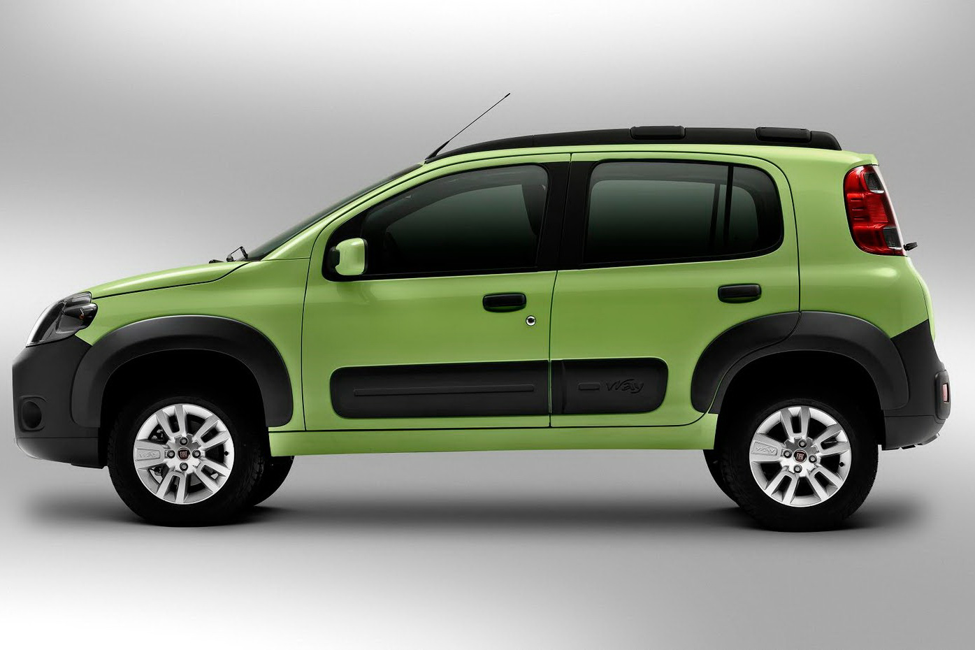 Official Photos And Details On The New Fiat Uno