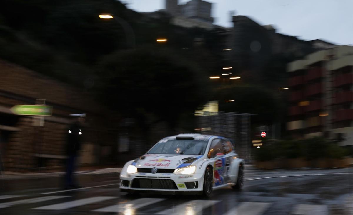 ogier volkswagen win rally monte carlo autoevolution