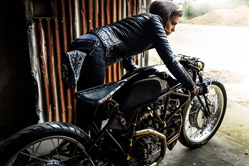 Old Empire Motorcycles Turns Ducati 900ss Into A Real
