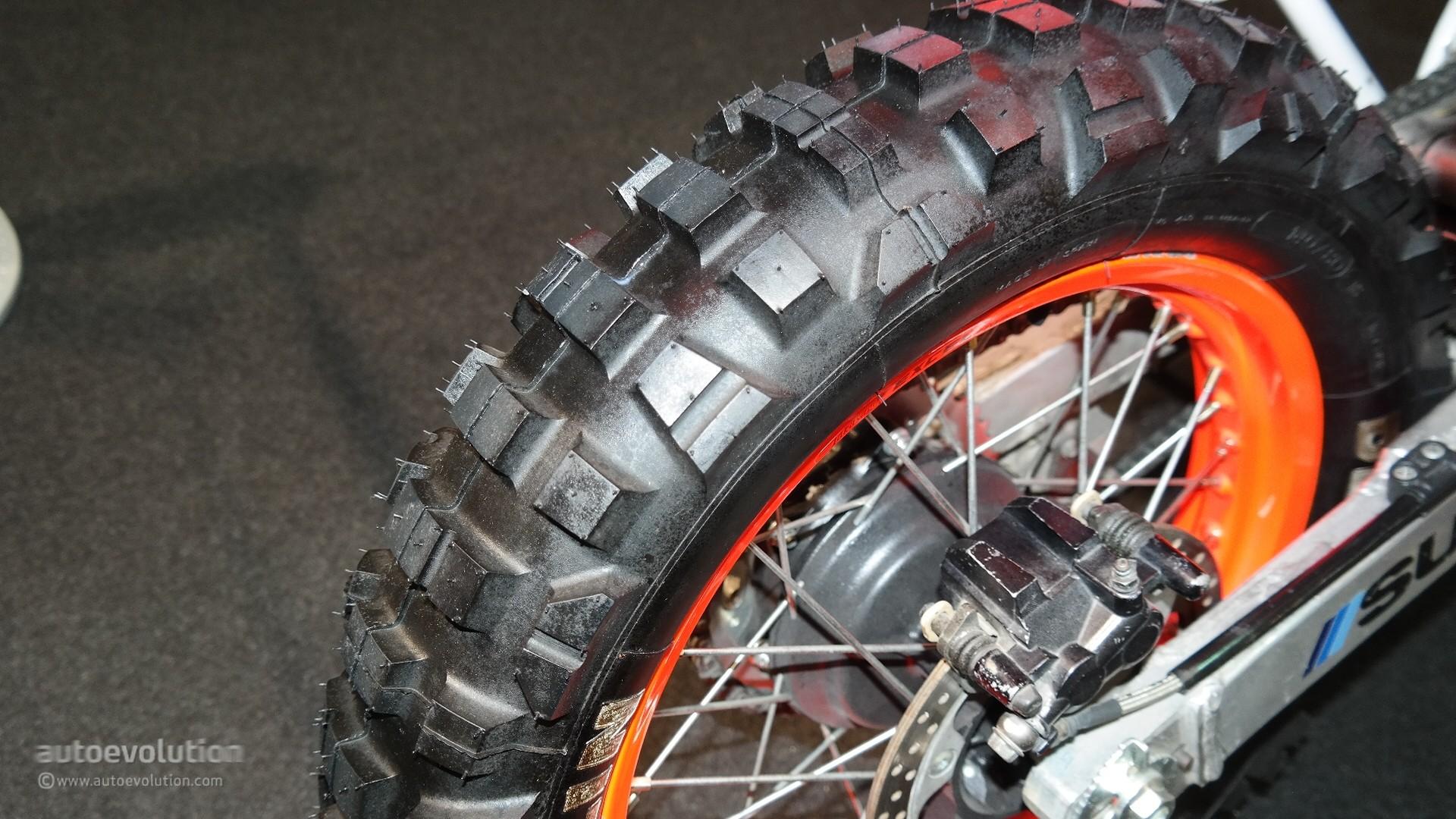 Suzuki Dr  Tires