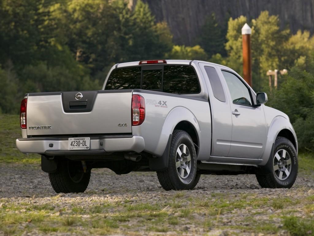 Nissan Frontier 2019 Akan Hadir Di Amerika Dengan Mesin V6 Baru