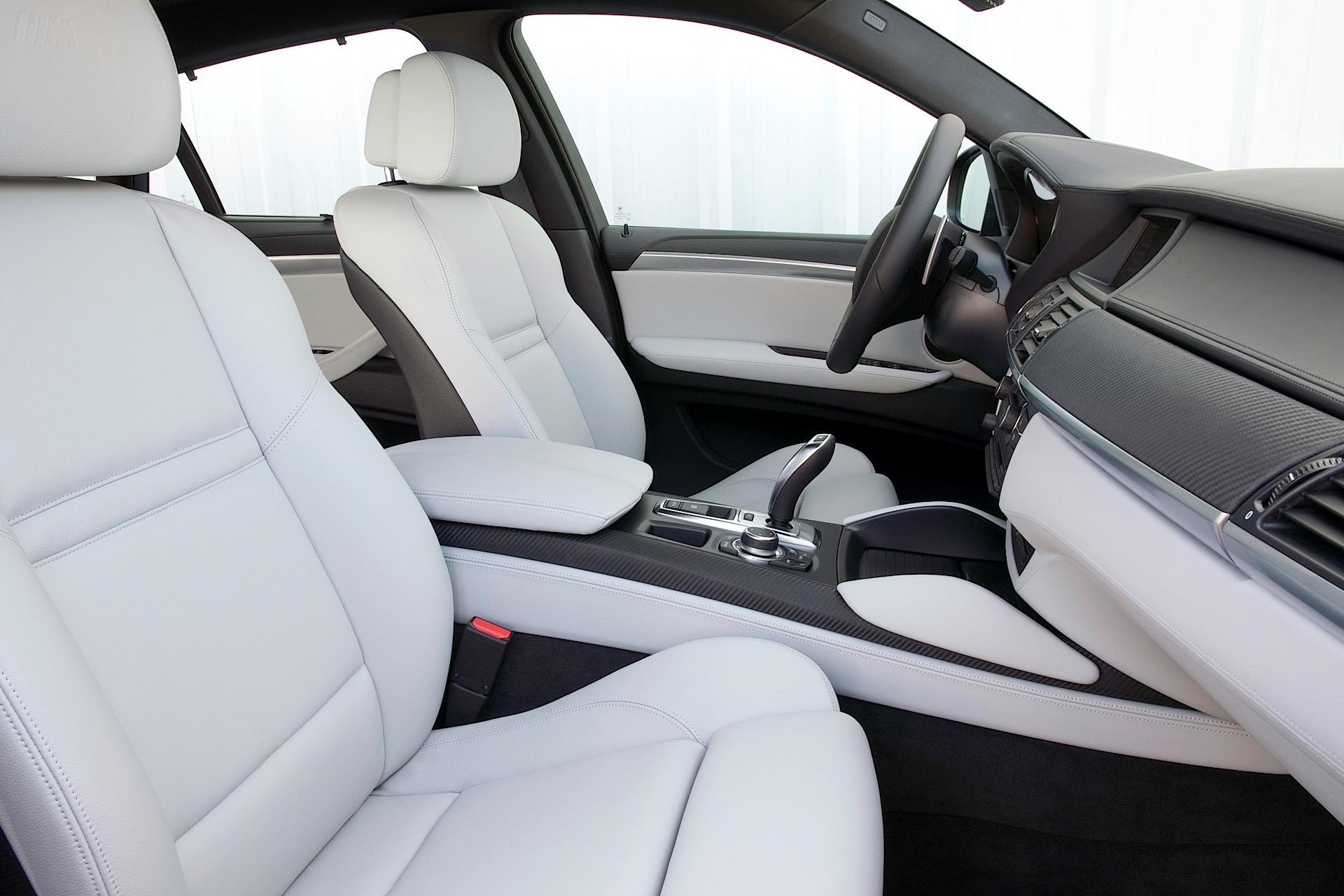 2009 BMW E71 X6 M Interior