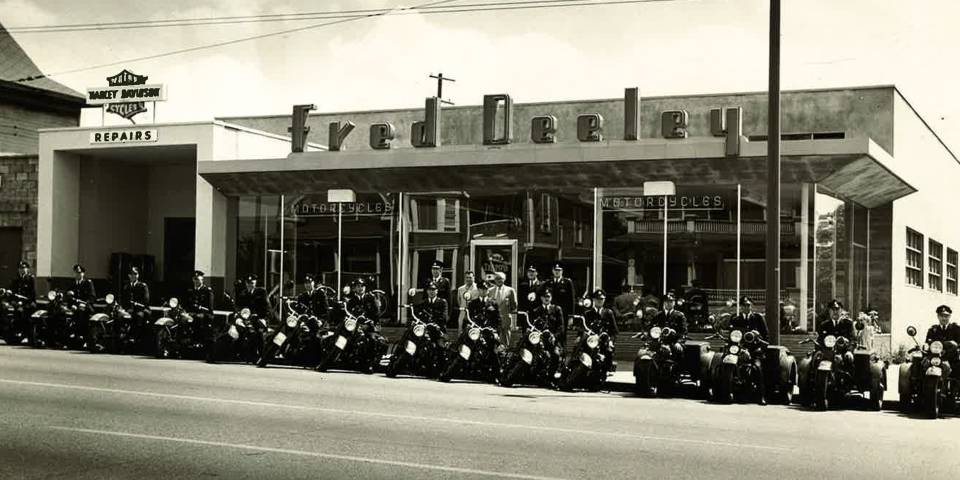 Oldest Harley-Davidson Dealer In Canada Turns 100 Years ...