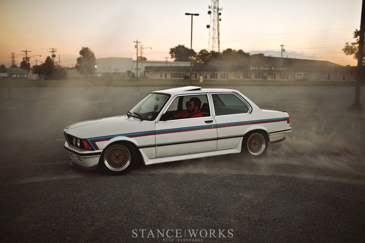 Once A Classic Forever A Classic 1983 Bmw E21 320is