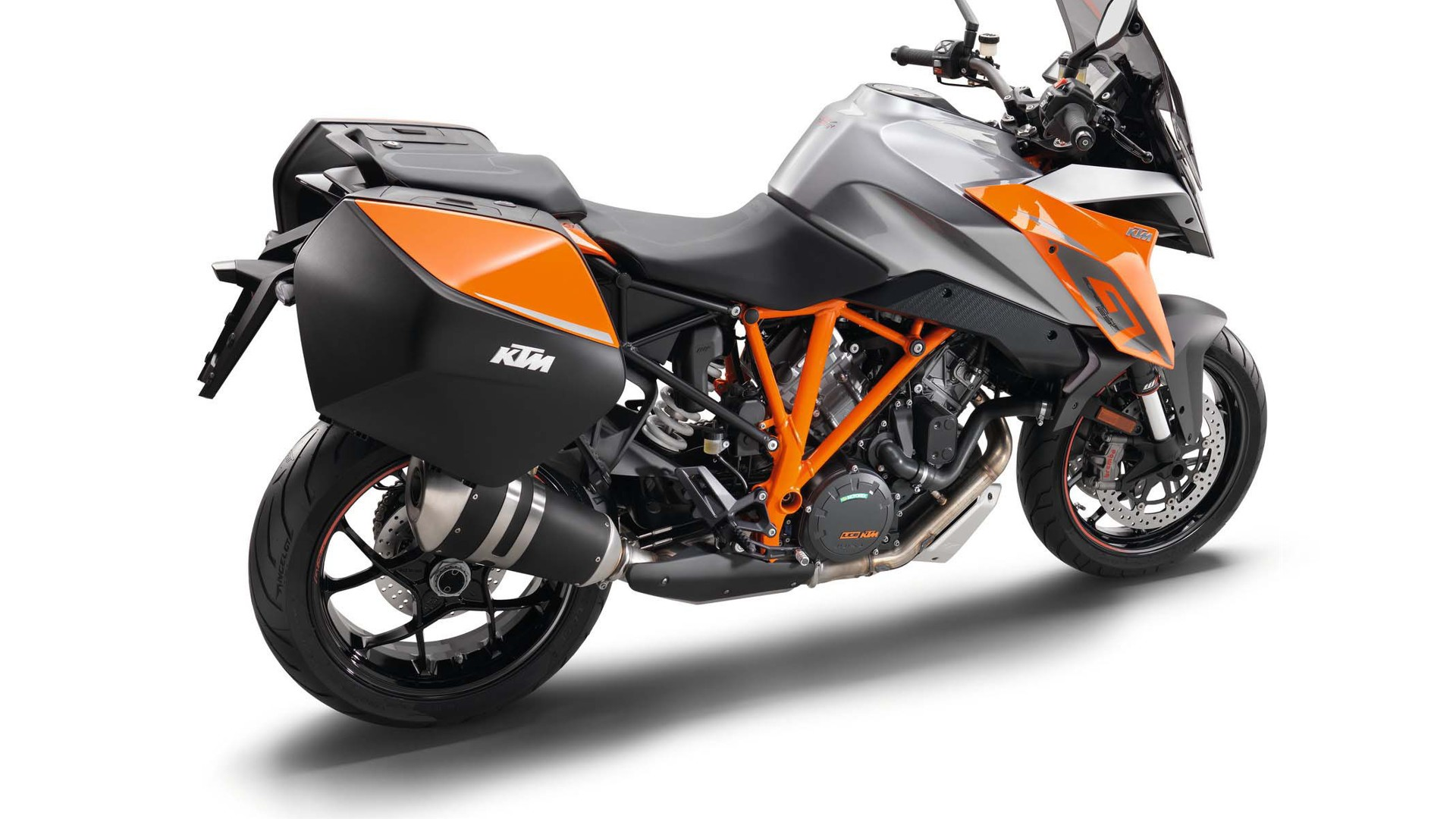 one ktm 1290 super duke gt photo we didn't want to see - autoevolution