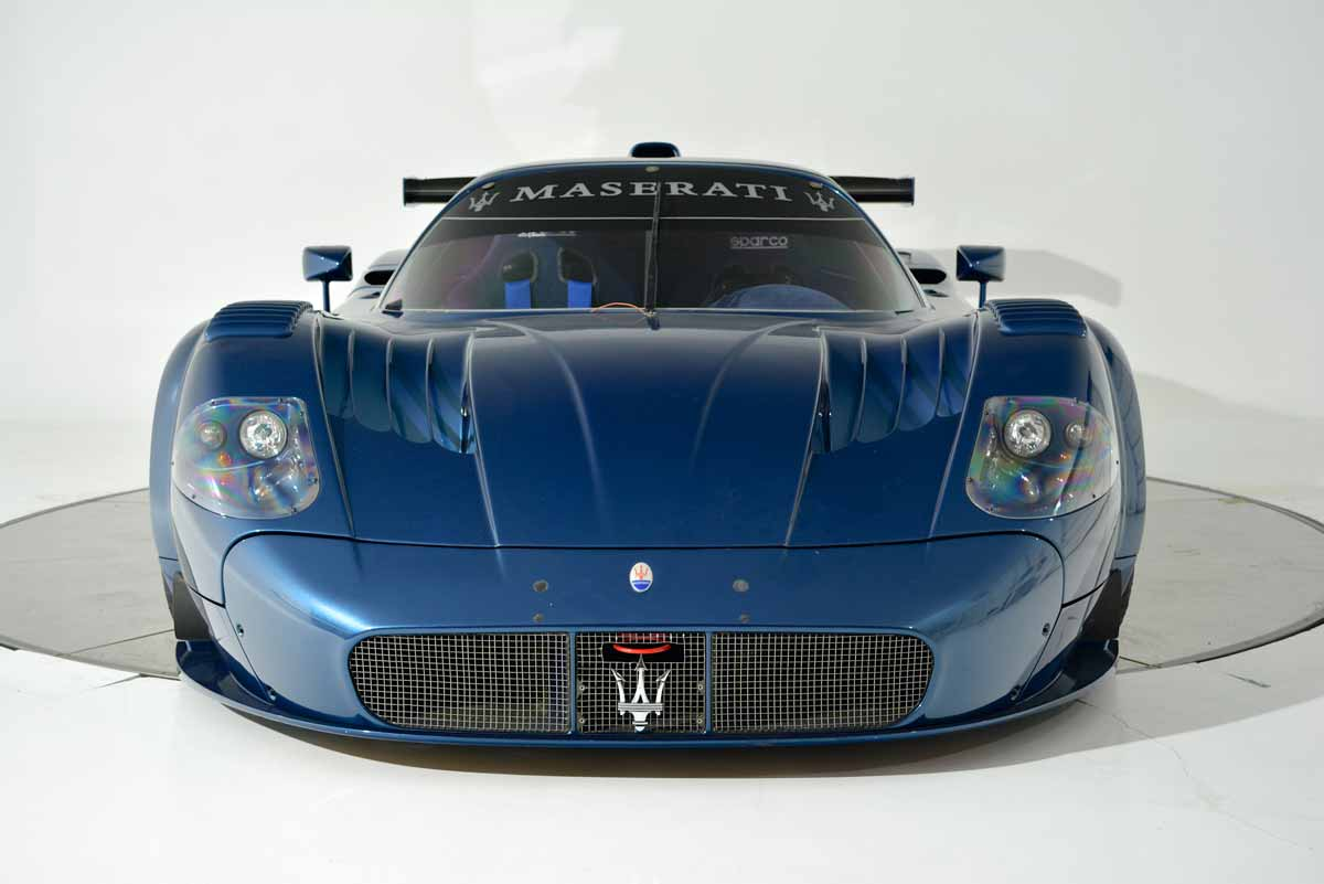 Fort Lauderdale Auto Show >> One-of-12 Maserati MC12 Corsa Listed for $3 Million ...